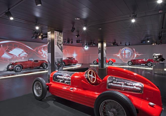 Alfa Romeo - 107 aniversario 1