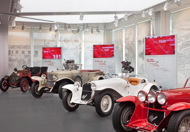Alfa Romeo - 107 aniversario 2
