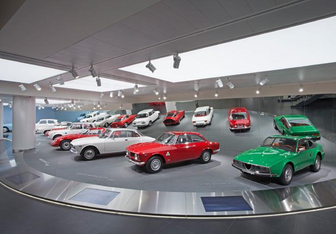 Alfa Romeo - 107 aniversario 3