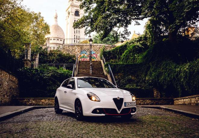 Alfa Romeo Giulietta QV Veloce