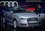 Audi A1 Sportback en el Salon del Automovil de Buenos Aires 2017