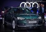Audi A4 Allroad en el Salon del Automovil de Buenos Aires 2017