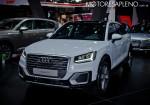 Audi Q2 en el Salon del Automovil de Buenos Aires 2017