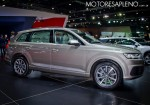 Audi Q7 en el Salon del Automovil de Buenos Aires 2017