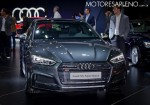 Audi S7 Sportback en el Salon del Automovil de Buenos Aires 2017