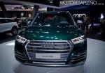 Audi SQ5 en el Salon del Automovil de Buenos Aires 2017
