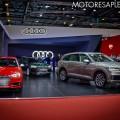 Audi en el Salon del Automovil de Buenos Aires 2017