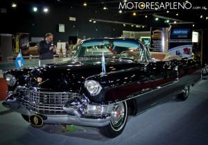 Cadillac El Dorado II en el Salon del Automovil de Buenos Aires 2017