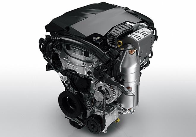 Citroen - Motor Pure Tech 110 del C4 Cactus