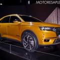 DS 7 Crossback en el Salon del Automovil de Buenos Aires 2017