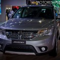 Dodge Journey RT en el Salon del Automovil de Buenos Aires 2017