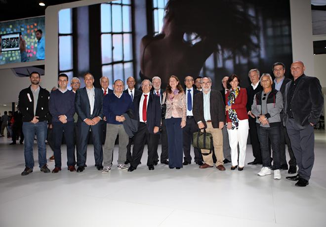 El Instituto Dr Ferdinand Porsche estuvo presente en el Salon del Automovil 2
