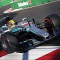 F1 - Azerbaiyan 2017 - Clasificacion - Lewis Hamilton - Mercedes GP