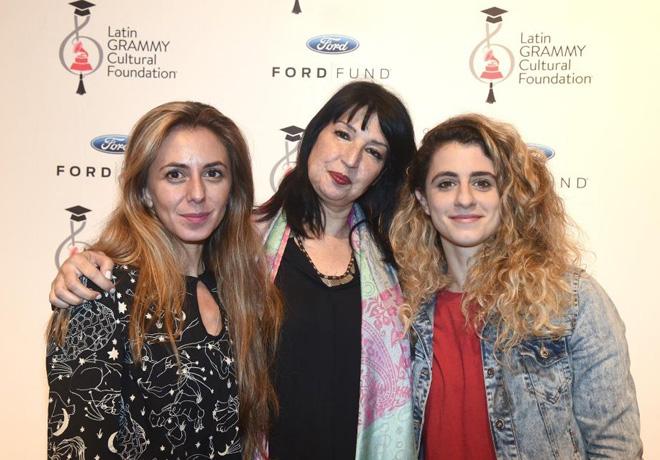 Ford Motor Company Fund y la Fundacion Cultural Latin Grammy apoyan a la educacion musical en Buenos Aires 2
