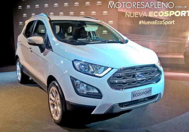 Ford - Presentacion Nueva EcoSport 06