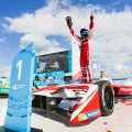 Formula E - Berlin - Alemania 2017 - Carrera 1 - Felix Rosenqvist - Mahindra