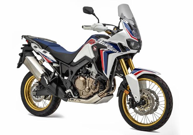 Honda refuerza su gama de motocicletas de alta cilindrada.