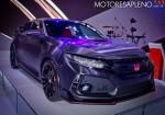 Honda Civic Type R en el Salon del Automovil de Buenos Aires 2017
