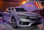 Honda Civic en el Salon del Automovil de Buenos Aires 2017
