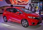 Honda Fit en el Salon del Automovil de Buenos Aires 2017