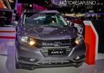 Honda HR-V en el Salon del Automovil de Buenos Aires 2017