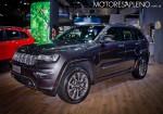 Jeep Grand Cherokee en el Salon del Automovil de Buenos Aires 2017