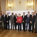 La AHK Argentina recibio a la canciller Dra Angela Merkel