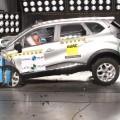 Latin NCAP - Renault Captur - con 4 Airbags