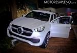 Mercedes-Benz Clase X Stylish Explorer Concept en el Salon del Automovil de Buenos Aires 2017 1