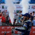 NASCAR - Dover 2017 - Jimmie Johnson en el Victory Lane