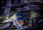 Pagani Zonda Revolucion - Black Minion - en el Salon del Automovil de Buenos Aires 2017 3