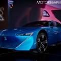 Peugeot Instinct Concept Car en el Salon del Automovil de Buenos Aires 2017 1