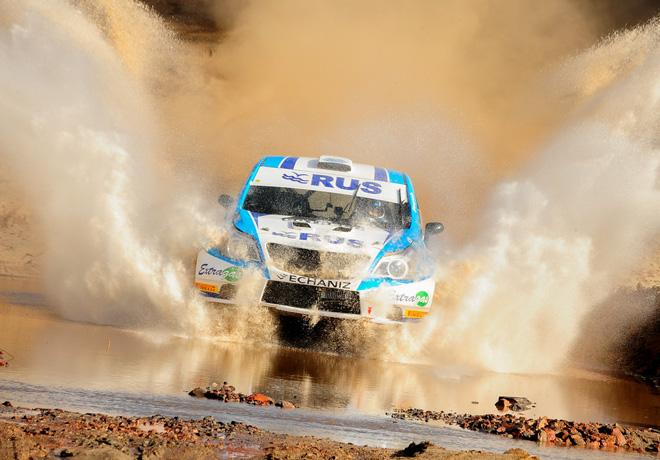 Rally Argentino en Catamarca – Día 1: Por ahora, a Ligato el Poncho le calza perfecto.