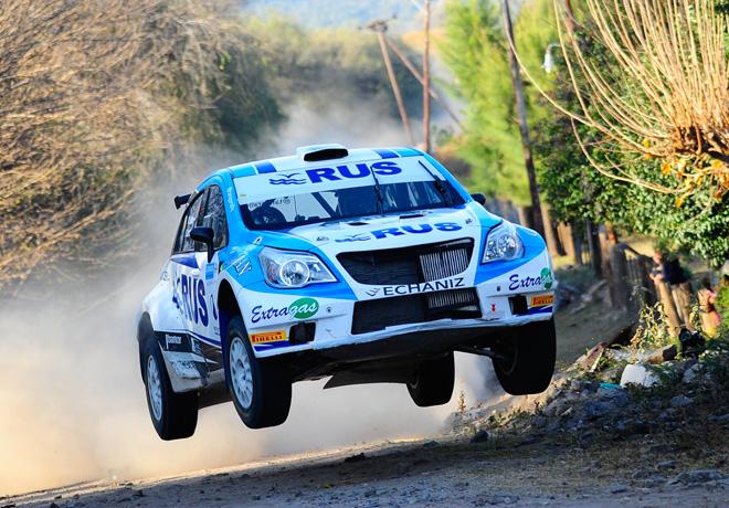 Rally Argentino - Catamarca 2017 - Final - Marcos Ligato - Chevrolet Agile MR