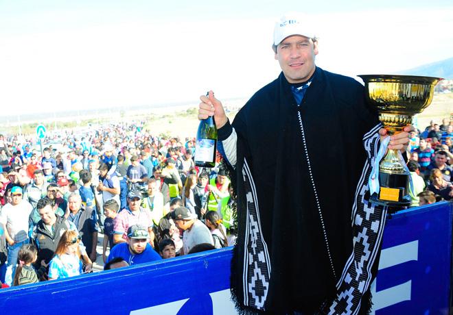 Rally Argentino - Catamarca 2017 - Final - Marcos Ligato en el Podio