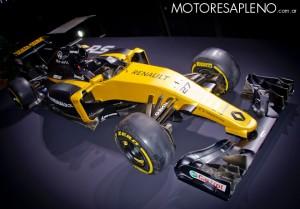 Renault Sport F1 en el Salon del Automovil de Buenos Aires 2017