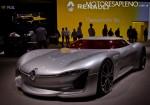 Renault Trezor Concept en el Salon del Automovil de Buenos Aires 2017 1