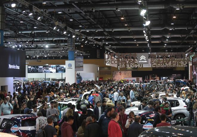 Finalizó el 8º Salón Internacional del Automóvil de Buenos Aires.