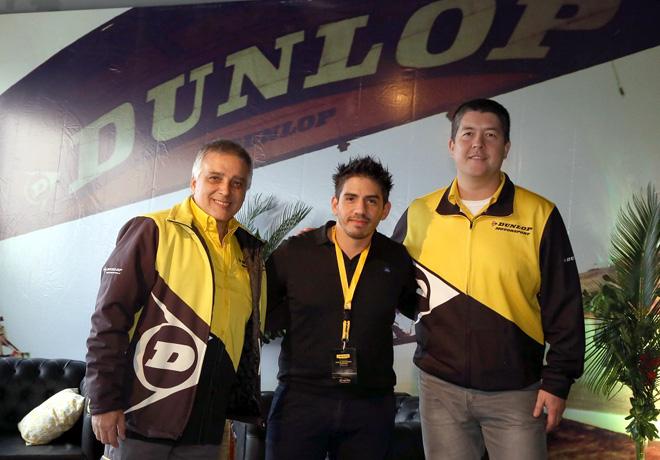 Se lanzo Dunlop Motorsport en el autodromo de Bs As 1