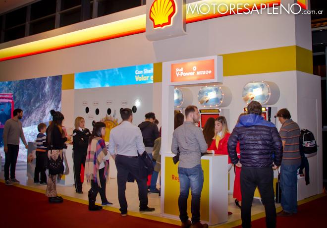 Shell en el Salon del Automovil de Buenos Aires 2017 1