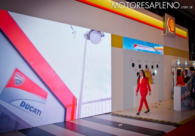 Shell en el Salon del Automovil de Buenos Aires 2017 2