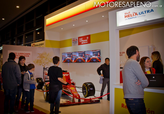 Shell en el Salon del Automovil de Buenos Aires 2017 3