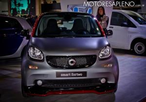 Smart Fortwo en el Salon del Automovil de Buenos Aires 2017