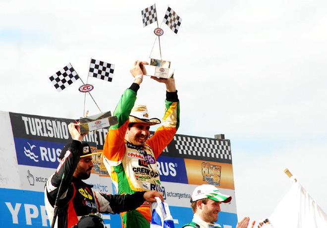 Turismo Carretera en Paraná – Final: Después de casi cuatro años, ganó Jonatan Castellano.