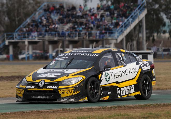 TC2000 - Rio Cuarto 2017 - Carrera Final - Manuel Luque - Renault Fluence
