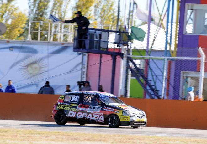 TN - San Luis 2017 - C2 - Maximiliano Fontana - Renault Clio