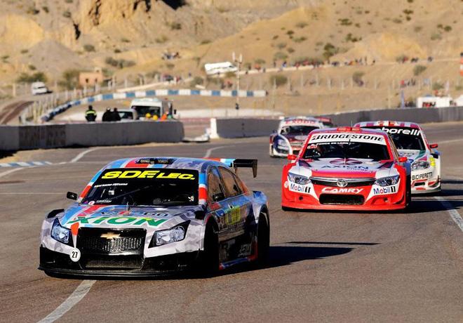 Top Race - San Juan 2017 - Carrera 1 - Mariano Altuna - Chevrolet Cruze
