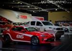 Toyota 86 en el Salon del Automovil de Buenos Aires 2017