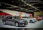 Toyota Camry en el Salon del Automovil de Buenos Aires 2017