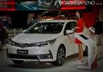 Toyota Corolla en el Salon del Automovil de Buenos Aires 2017